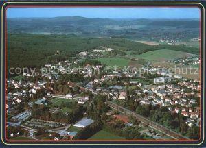 Bad Rothenfelde Teutoburger Wald Fliegeraufnahme Kat. Bad Rothenfelde