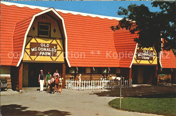 Dundee Illinois Home of the Polar Dome Ice Pet the Animals at Old Mc Donalds Farm Kat. Dundee