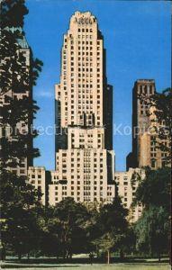 New York City Essex House / New York /