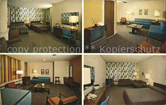 Kansas City Missouri Hotel Dixon Kat. Kansas City