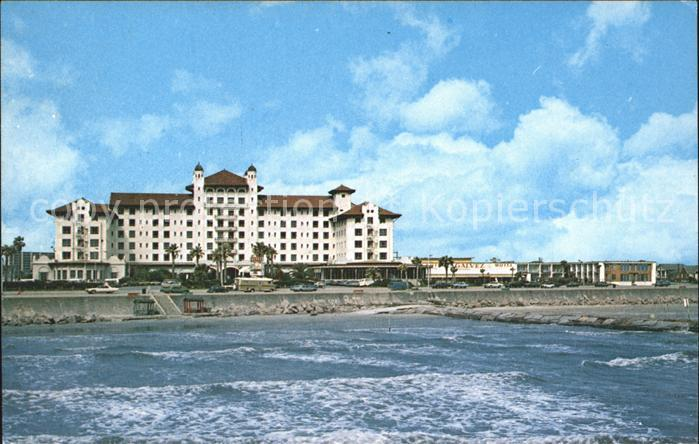 Galveston Texas Hotel Galvez Kat. Galveston