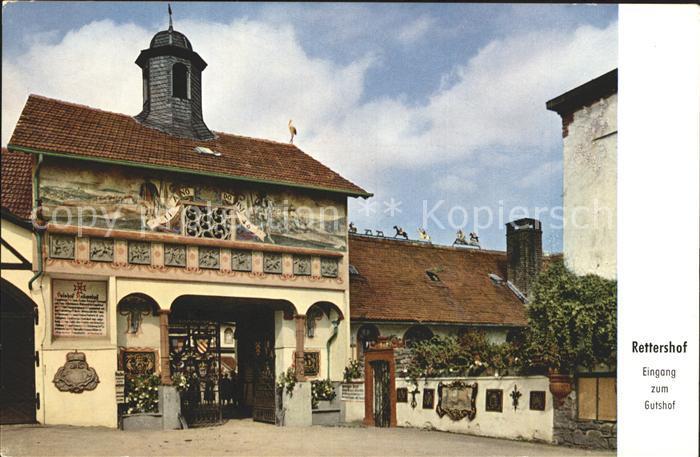 Rettershof Rettershof Kat. Kelkheim (Taunus)