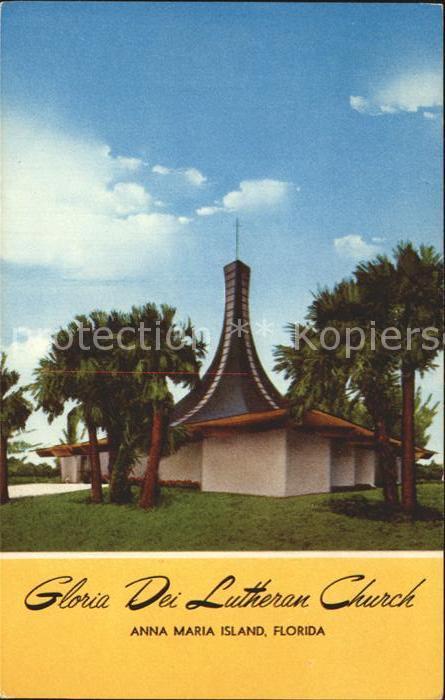 Anna Maria Lutheran Church Kat. Anna Maria