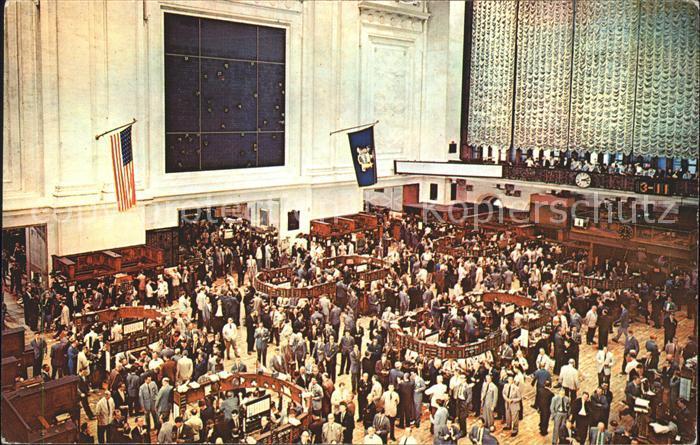 New York City New York Stock Exchange / New York /