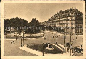 Dijon Cote d Or Place Darcy Kat. Dijon