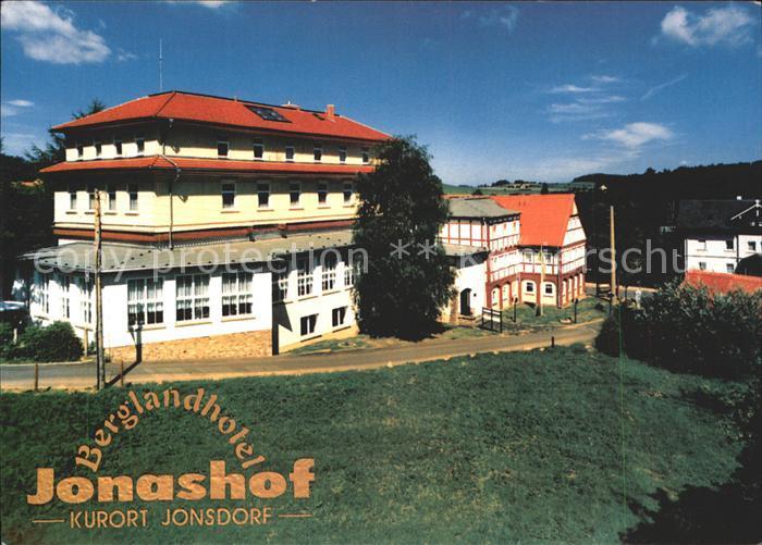 Jonsdorf Berglandhotel Jonsdorf Kat. Kurort Jonsdorf