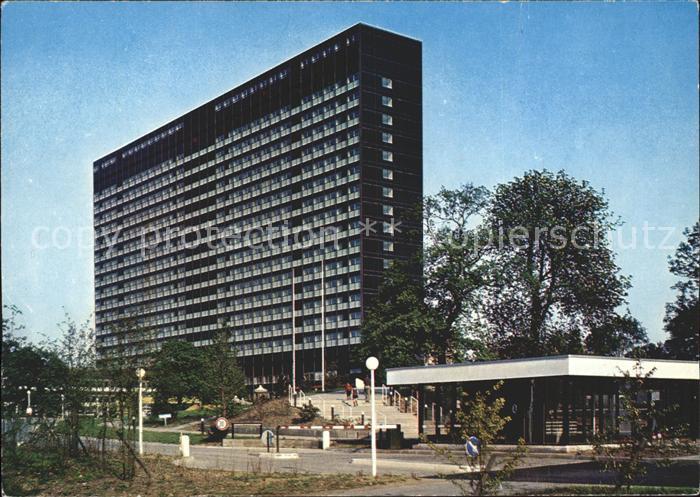 Hamburg Othmarschen Allgemeines Krankenhaus Altona Kat. Hamburg