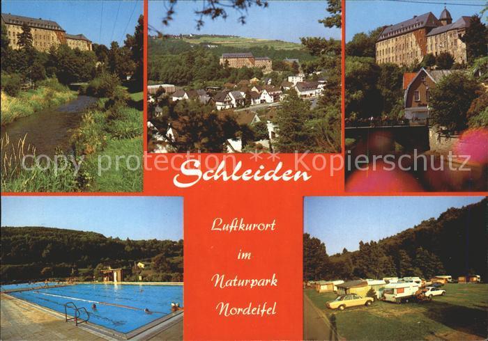 Schleiden Eifel Naturpark Nordeifel Kat. Schleiden