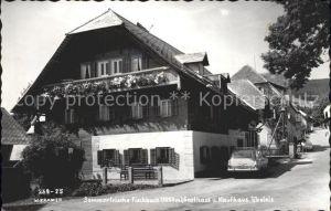 Fischbach Steiermark Gasthaus Kaufhaus Ubeleis Kat. Fischbach