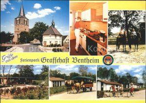 Uelsen Ferienpark Grafschaft Bentheim Kat. Uelsen