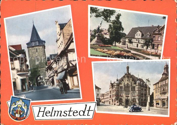 Helmstedt  Kat. Helmstedt