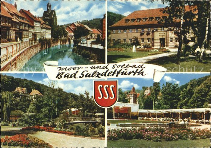 Bad Salzdetfurth  Kat. Bad Salzdetfurth