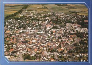 Rheinbach Fliegeraufnahme Kat. Rheinbach