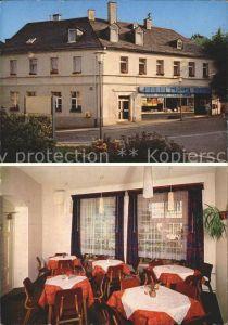 Bad Steben Haus Greiner Garni Hotel Kat. Bad Steben