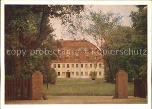 Niesky Sanatorium Heideland Kat. Niesky