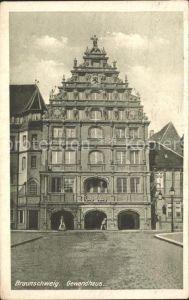Braunschweig Gewandhaus Kat. Braunschweig