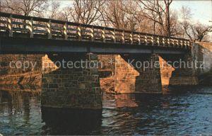 Wilmington Delaware Smith Bridge  Kat. Wilmington
