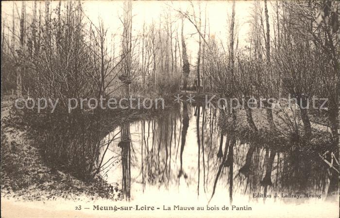 Meung sur Loire Mauve bois Pantin Kat. Meung sur Loire