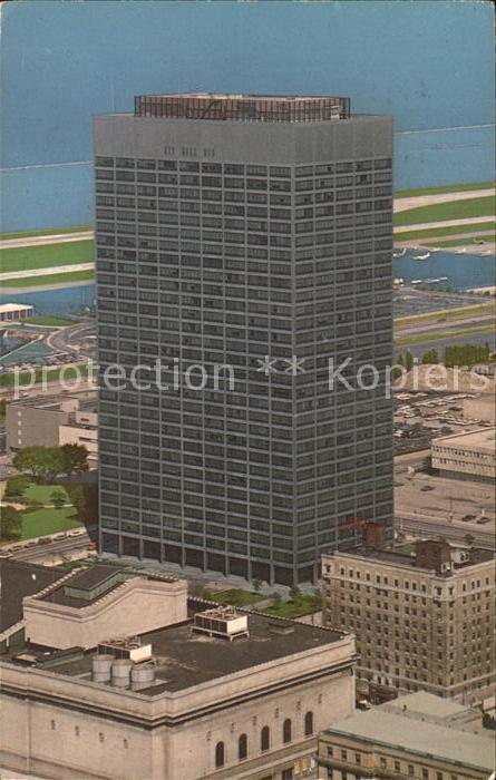 Cleveland Ohio New Federal Building Kat. Cleveland