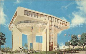 New York City Authority Heliport Exhibit Building  / New York /