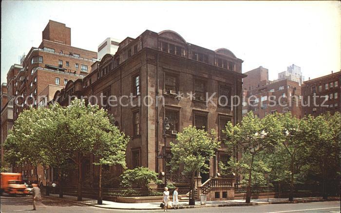 New York City Lutheran Church House / New York /