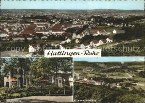 Hattingen Ruhr Schulenburg Isenberg Kat. Hattingen