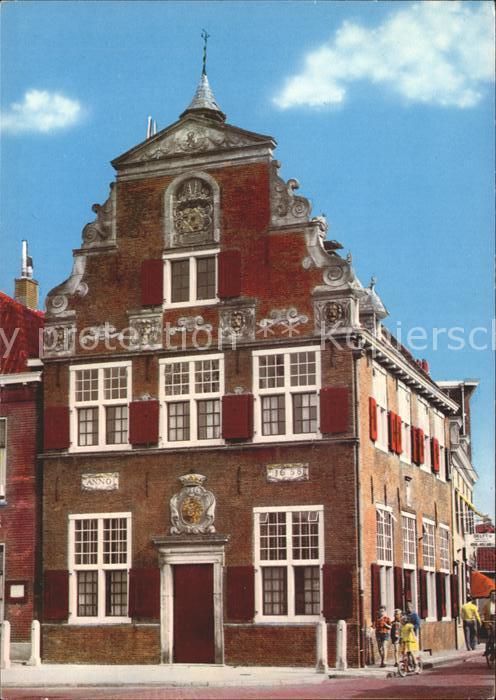 Naaldwijk Gemeentehuis Kat. Naaldwijk