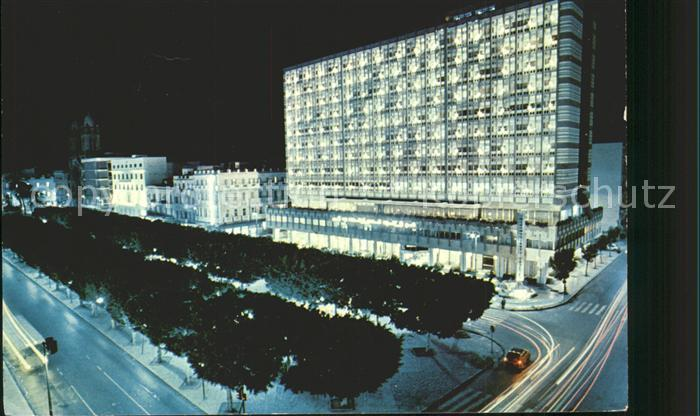 Tunis International Hotel Kat. Tunis