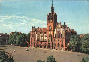 Slupsk Rathaus Kat. Stolp Pommern