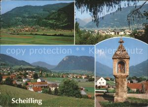 Scheifling Ortsansichten Kapelle Kat. Scheifling