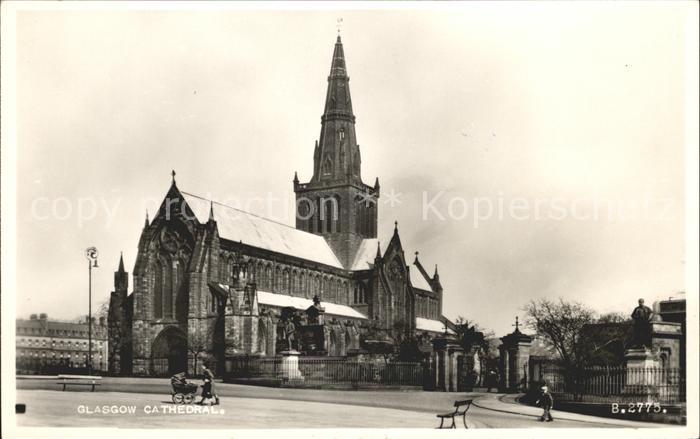 Glasgow Cathedrale Kat. Glasgow City