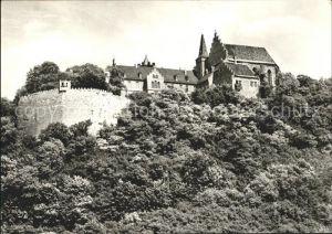Mansfeld Suedharz Schloss Mansfeld Kat. Mansfeld Suedharz