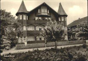 Bansin Ostseebad Villa Vineta Kat. Heringsdorf