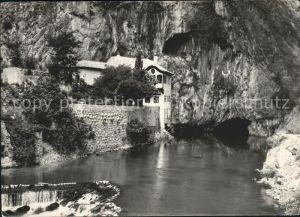 Mostar Moctap Tekiya an der Buna Quelle Kloster Kat. Mostar
