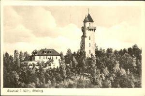 Arnstadt Ilm Alteburg Kat. Arnstadt