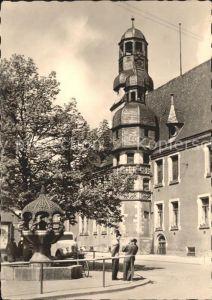 Aschersleben Rathaus / Aschersleben /Salzlandkreis LKR