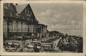 Inselsberg Schmalkalden Terrasse Hotel Gotha Kat. Schmalkalden