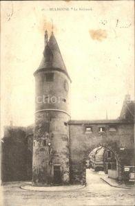Mulhouse Muehlhausen Le Bollwerk Kat. Mulhouse