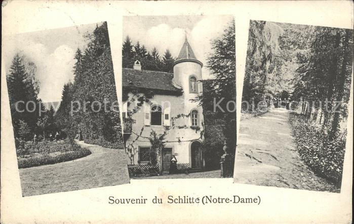 Zabern Saverne Souvenir du Schlitte Notre Dame / Saverne /Arrond. de Saverne