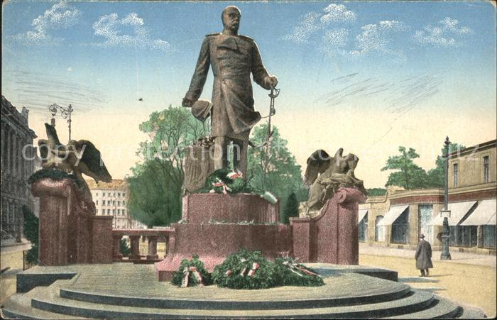 Dresden Bismarck Denkmal Kat. Dresden Elbe