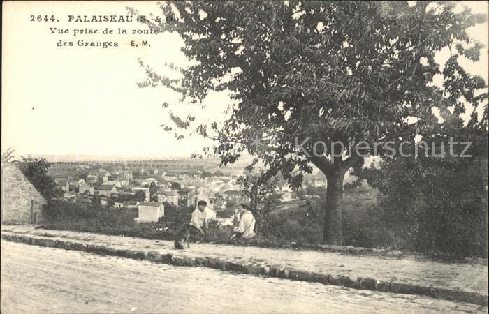 Palaiseau Vue prise de la Route des Granges Kat. Palaiseau
