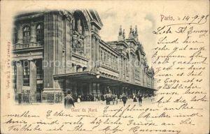 Paris Gare du Nord Kat. Paris