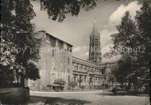 Toulouse Haute Garonne Basilique Saint Sernin XI et XII siecle Kat. Toulouse