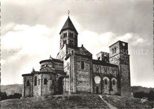 Saint Nectaire Puy de Dome Eglise Monument Historique XII siecle Kat. Saint Nectaire