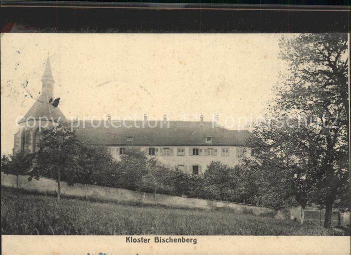 Bischoffsheim Kloster Bischenberg Kat. Bischoffsheim