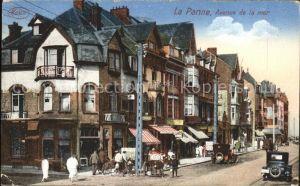 La Panne Alpes Maritimes Avenue de la mer Kat. La Panne
