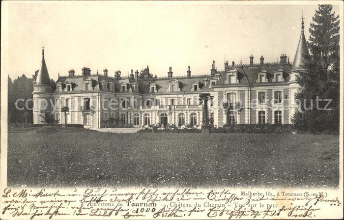 Tournan en Brie Chateau du Chemin Kat. Tournan en Brie