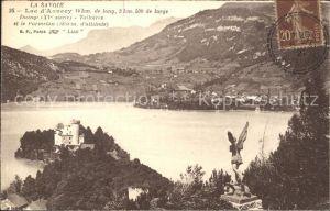 Annecy Haute Savoie Lac d Annecy Kat. Annecy