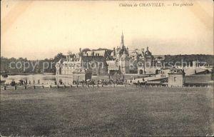 Chantilly Chateau Kat. Chantilly