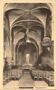 Saint Etienne Loire Interieur de l Eglise de Valbenoite Kat. Saint Etienne